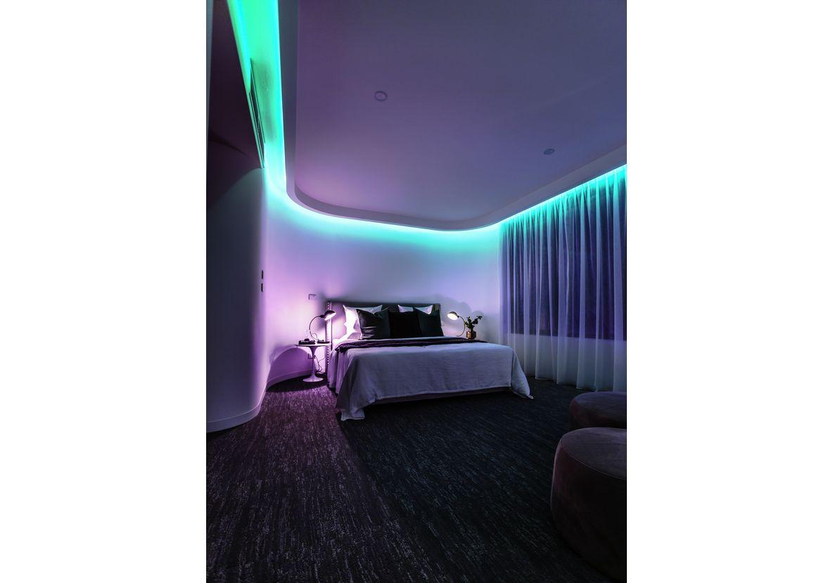 Bp Masterbed Mood Lighting Purple
